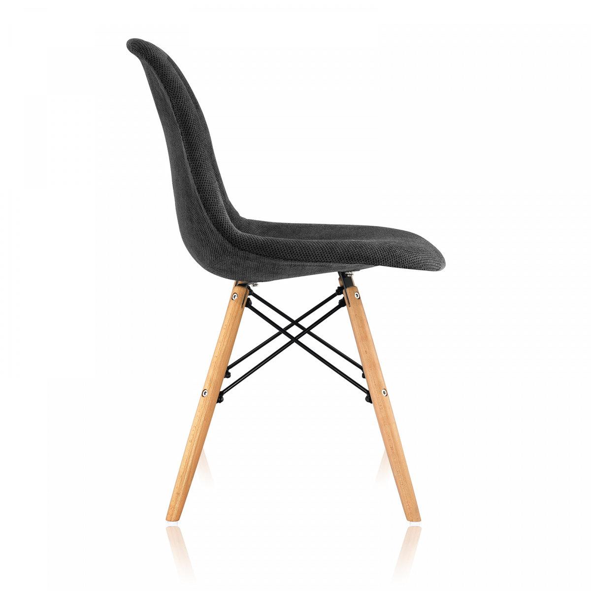 Стул Eames Style DSW Fabric (Эймс стайл ДСВ Фабрик)