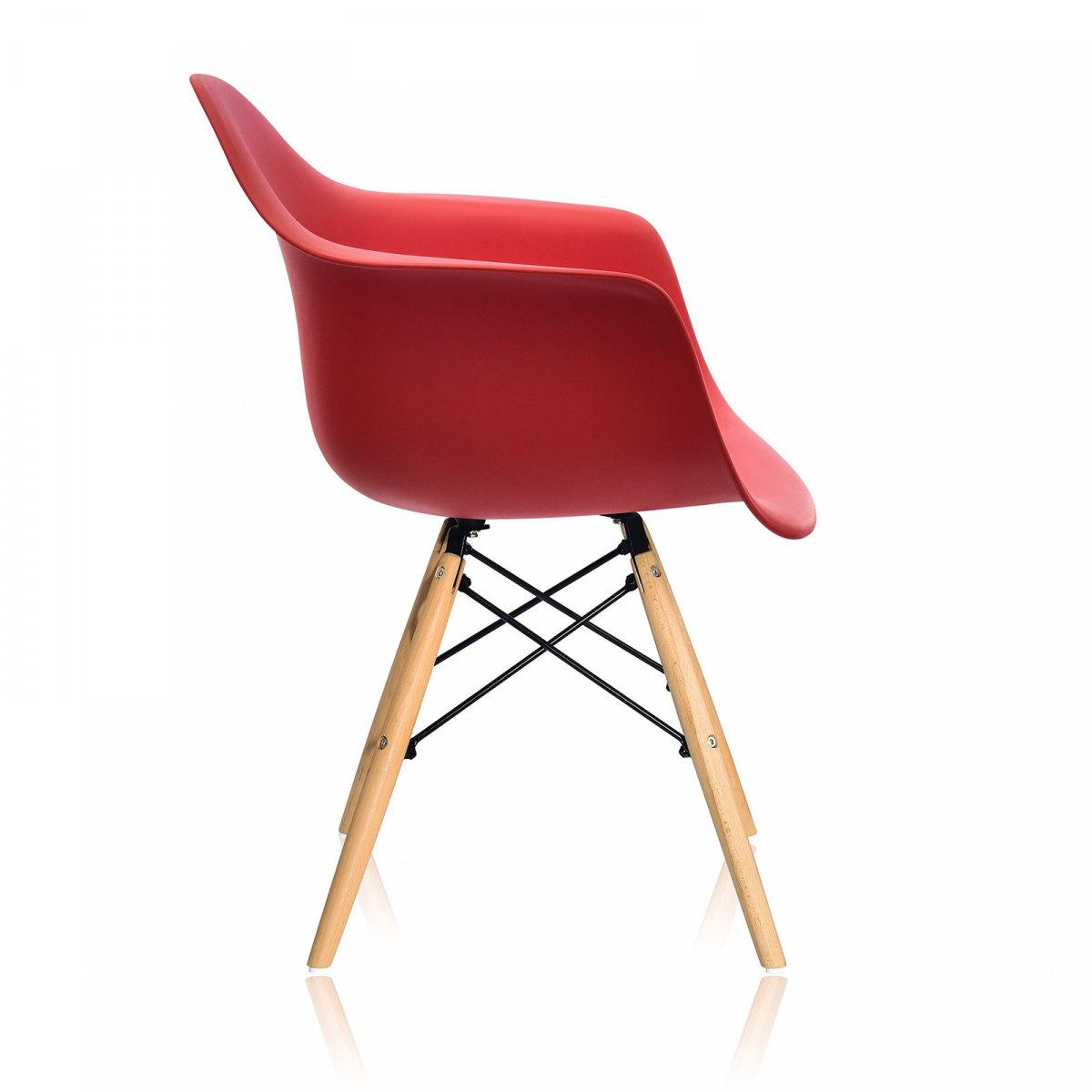 Стул-кресло Eames Style DAW (Эймс Стайл ДАВ)