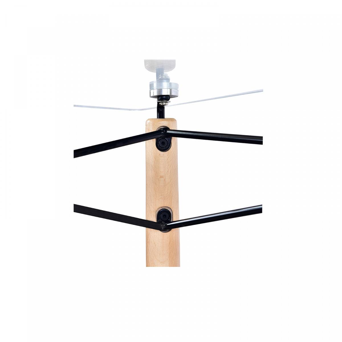 Стол Eames DSW Rectangle (Эймс ДСВ Прямоугольный)