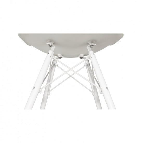 Стул Eames Style DSW White (Эймс Стайл ДСВ Вайт)